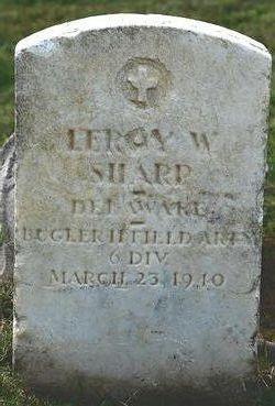 Leroy William Sharp