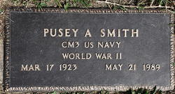 Pusey A Smith