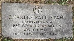 Charles Paul Stahl