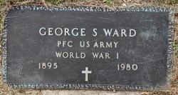 George S Ward