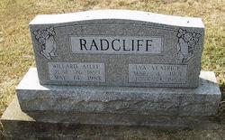 Eva Veatrice <I>Males</I> Radcliff