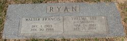 Walter Francis Ryan