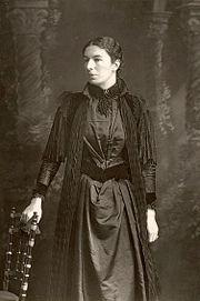 Mary Augusta <I>Arnold</I> Ward