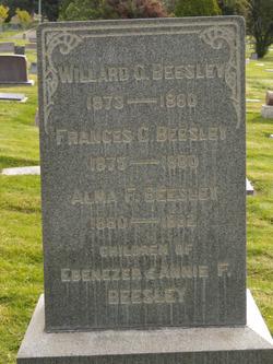 Alma Frewin Beesley