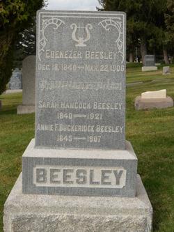 Anna Frewin <I>Buckeridge</I> Beesley