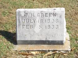 Thomas H Green
