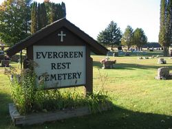 Evergreen Rest Cemetery