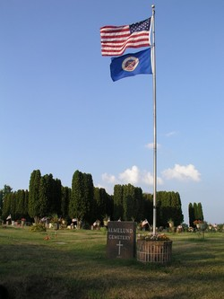 Almelund Cemetery