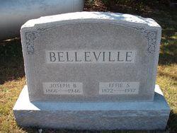 Effie Sinclair <I>McMullin</I> Belleville