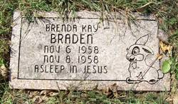 Brenda Kay Braden