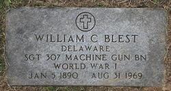 William C Blest