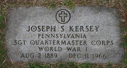 Joseph Steele Kersey