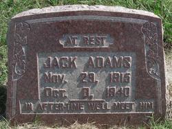 Jack Adams