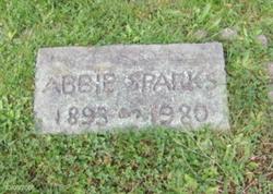 Abbie Agnes <I>Crefau</I> Sparks
