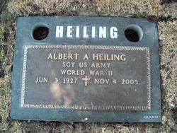 Albert A Heiling