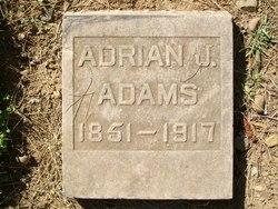 Adrian J. Adams
