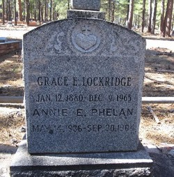 Grace E. <I>Phelan</I> Lockridge
