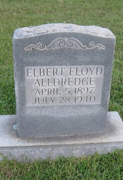Elbert Floyd Alldredge