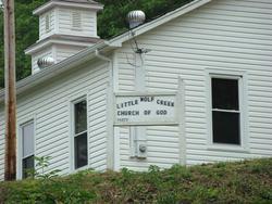 Little Wolf Creek Church of God Cemetery