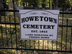 Howetown Cemetery