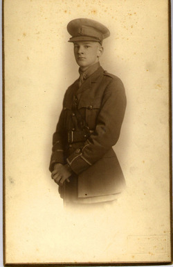 Second Lieutenant Eric deWolf Rounsefell