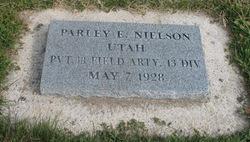 Parley Emanuel Nielson