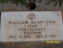 William A Cox