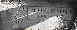 Pauline Speck