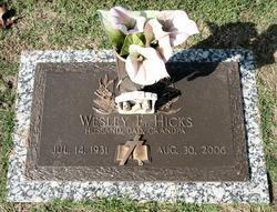 Wesley E. Hicks