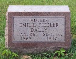 Emilia <I>Fiedler</I> Dally