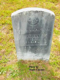 Abram Dixon