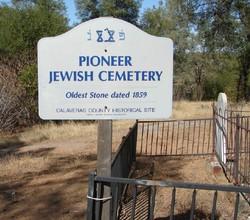 Pioneer Jewish  Cemetery