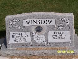 Vivian Etta Winslow