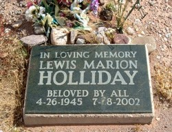 Lewis Marion Holliday