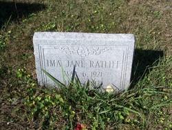 Ima Jane Ratliff
