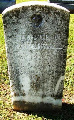 George Earl Capehart