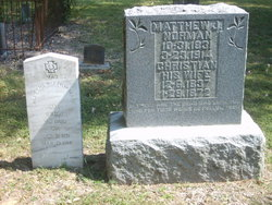 Matthew Johnson Norman
