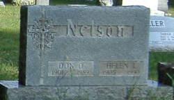 Helen Lucille <I>Burke</I> Nelson