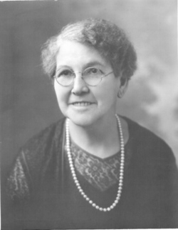 "Mary Ellen ""Nellie"" <I>Auflick</I> Eickelberg"