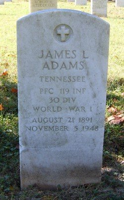 James L Adams