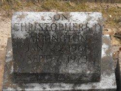 Christopher D Arrington
