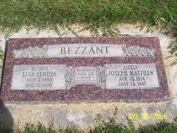 Joseph Matthew Bezzant