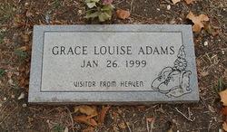 Grace Louise Adams