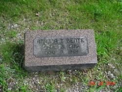 Amelia T. Bente
