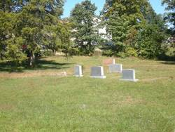 Crowder Family Cemetery