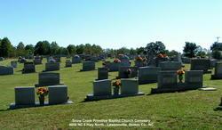 Snow Creek Primitive Baptist Church Cemetery