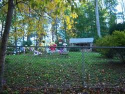 John Griffie-Susan Woods Griffie Cemetery