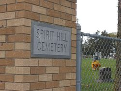 Spirit Hill Cemetery