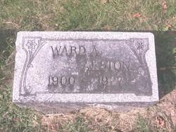 Ward A Alston