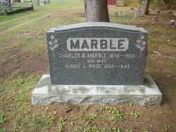 Minnie L. <I>Wood</I> Marble